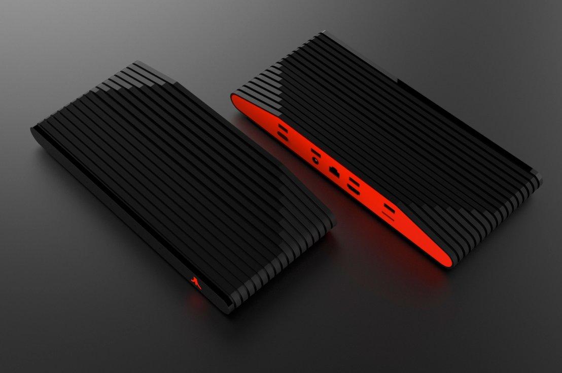 So Atari is Back . ..