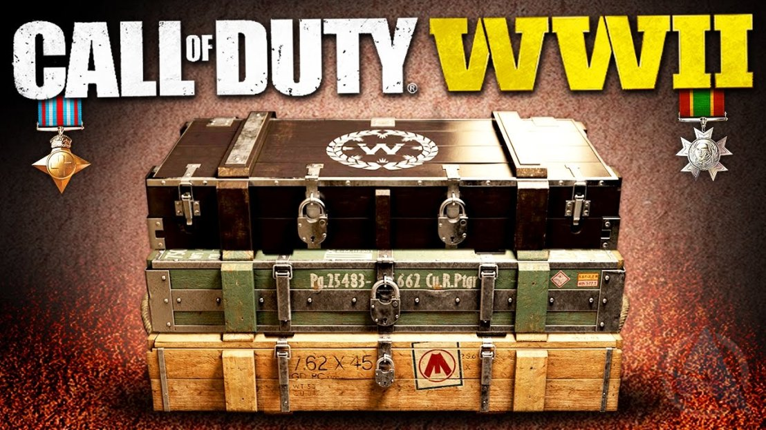 RANT: Supply Drops in Call of Duty WW2