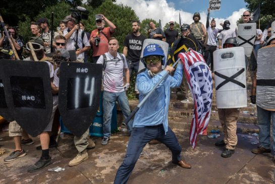 RANT: Charlottesville was an InsideJob