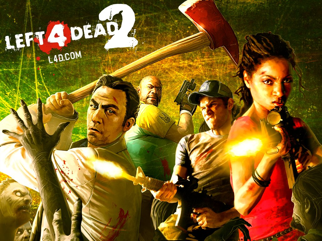 Why Left 4 Dead 2 is one of the greatest Zombie Survival games of alltime!