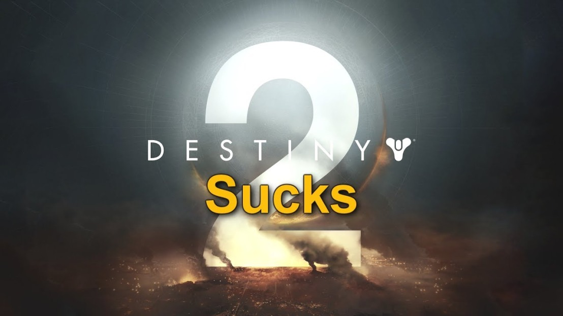 Destiny 2, the most disappointing MMORPG in Gaming History …