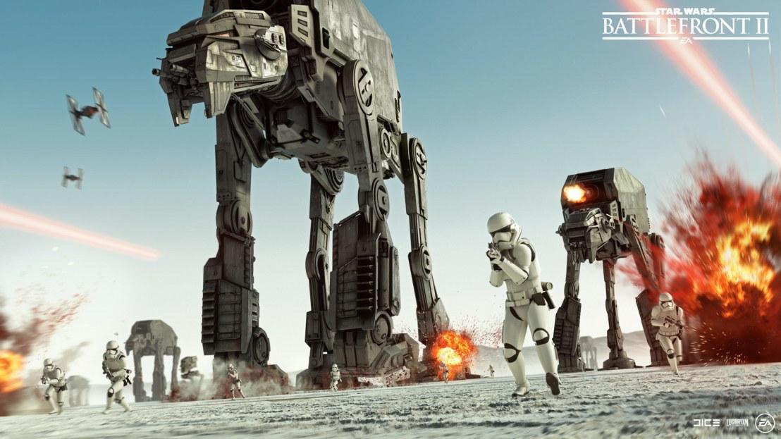 Update on Star Wars Battlefront II: WEWON!