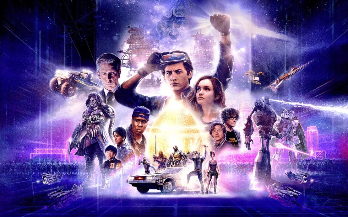 Why all gamers MUST see Ready Player One!