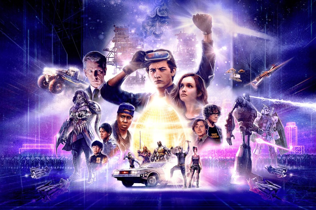 Why all gamers MUST see Ready PlayerOne!